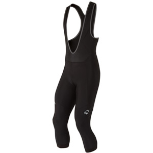 Men's, PRO Thermal  3/4 Bib Tight, Black/Black, Size Medium