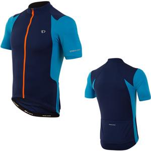 Men's, Select Pursuit Jersey, Blue Depths / Bel Air Blue, Size md