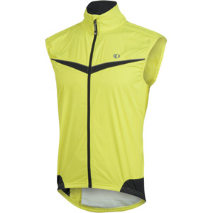 Men's - ELITE BARRIER vest, screaming yellow / black, size small