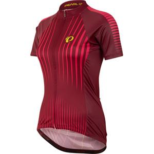 Women's, Elite Pursuit Ltd Jersey, Radiating Rouge Red, Size Xxlarge