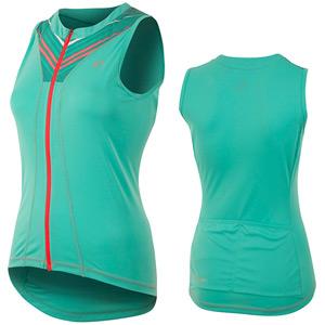 Women's, Select Pursuit SL Jersey, Atlantis Whirl, Size xs