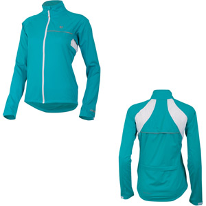 Women's, Elite Barrier Jacket, Scuba Blue, size X-small