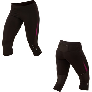 Women's, Aurora Splice 3/4 Tight, Black / Orchid, size X-large
