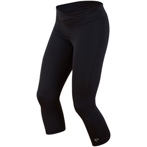 Women's, Fly 3/4 tight, Black, size s