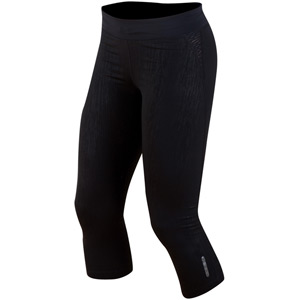 Women's, Flash 3/4 Tight, Black, size xs