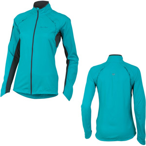 Women's, Infinity Jacket, Scuba Blue/Shadow Grey, size lg
