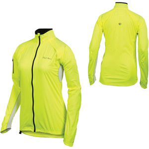 Women's Elite INFINITY jacket, Screaming Yellow / Black, Size XL