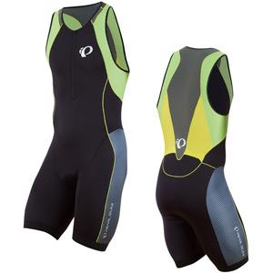 Men's, Elite InRCool Tri Suit, Black/Sulphur Springs, Size Medium