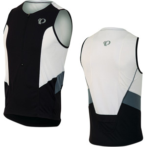 Men's, Select Tri Relaxed SL Jersey, Black/White, size s