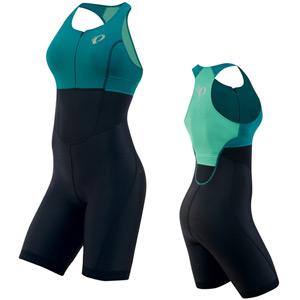 Women's, Select Tri Suit, Black/Deep Lake, Size Small