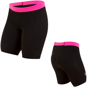 Women's, Select Pursuit Tri Short, Black/Screaming Pink, Size sm