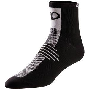Men's, Elite Sock, Black, Size Medium