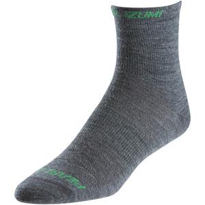 Men's, Elite Wool Sock, Shadow Grey, Size md
