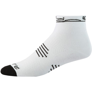 Women's Elite Sock, White, Size S