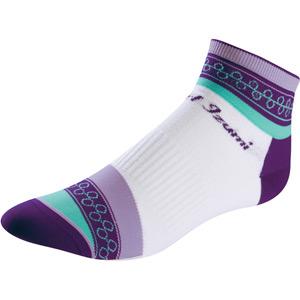 Women's, Elite Sock, Swirl Blackberry, size l
