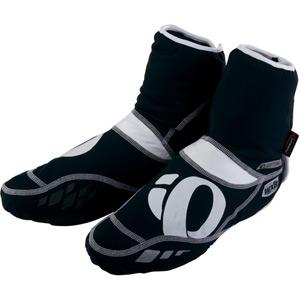 Unisex P.R.O. Softshell Wxb Shoecover, Black, Size M