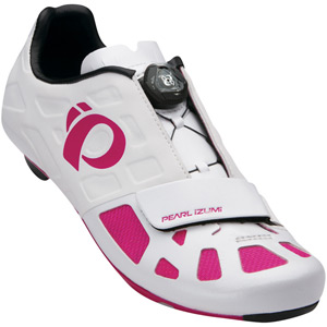 Women's, Elite Road IV, White/Pink Punch, Size 41