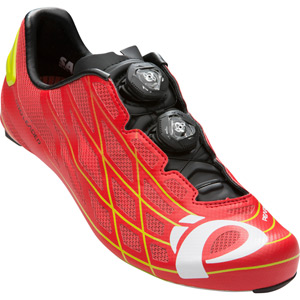 Pro Leader III, True Red/Lime Punch, Size 41.0