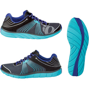 Women's, Em Road N1, Shadow Grey/ Scuba Blue, size 10.0