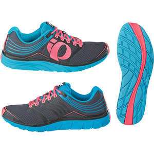 Women's, Em Road N 2, Shadow Grey/Electric Pink, size 10.0