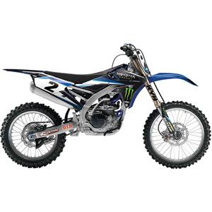 Monster Energy Complete decal kit Yamaha YZ250F / 450F 08-09