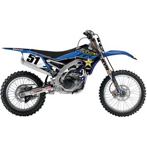 Rockstar Complete Kit Yamaha YZ125 / 250 08-14