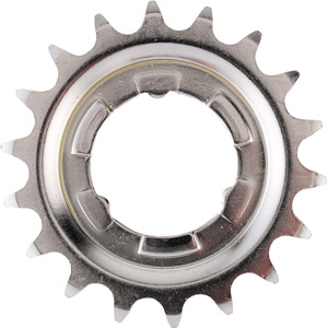18T sprocket for Nexus geared hubs