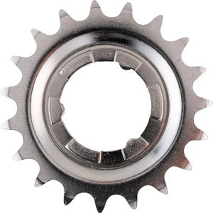 19T sprocket for Nexus geared hubs