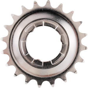 20T sprocket for Nexus geared hubs
