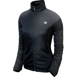 Women's Elite Infinity Softshell Jacket, black/white, X-large
