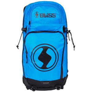 Vertical LD 12 Backpack Back Protector - Blue