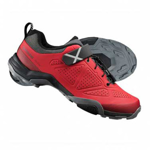 MT5 SPD shoes red size 38