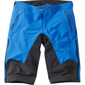 Winter Storm men's DWR shorts, royal blue medium