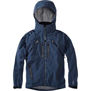 Winter Storm men's 3-Layer waterproof jacket, airforce blue medium