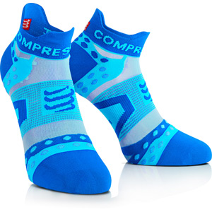 Racing socks - Ultralight Run - Low Blue T1