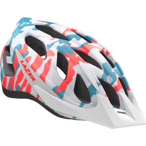 J1 camo white uni-size youth helmet