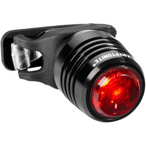 Kryptonite Boulevard Rear-3 LED Aluminium - Black USB