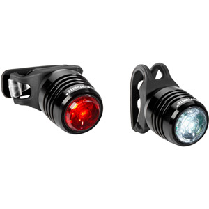 Kryptonite Boulevard F-14 + R3 LED ALUM SET- Black USB