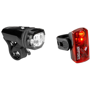 Kryptonite Alley F-275 + AVENUE R-19 2LED SET USB