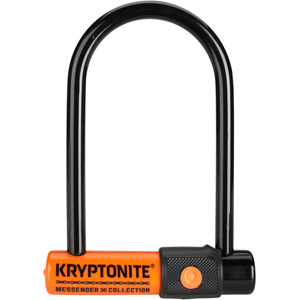 Kryptonite Messenger Mini blk/oran