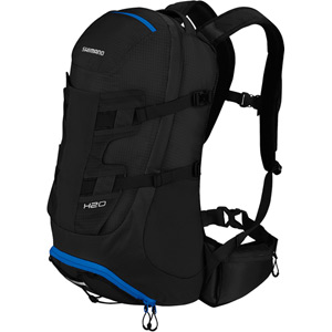 HOTAKA 20L, Mountain Touring Backpack, Black