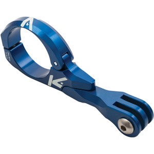 K-Edge Go Big Pro Handlebar Mount - Blue blue