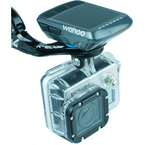 K-Edge Computer Combo mount for Wahoo Bolt - Black black
