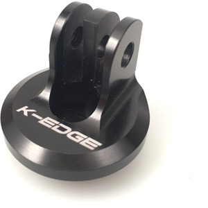 K-Edge Go Big Top Cap adapter for Action Camera - black black
