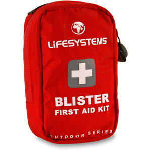 Lifesystems Blister First Aid Kit red