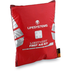 Lifesystems Light & Dry Pro First Aid Kit red
