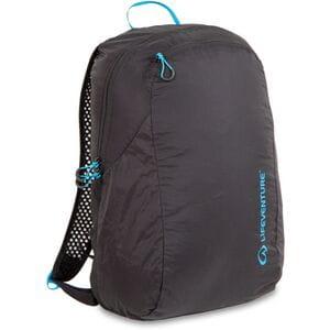 Lifeventure Travel Light Packable Backpack - 16L blk/blue