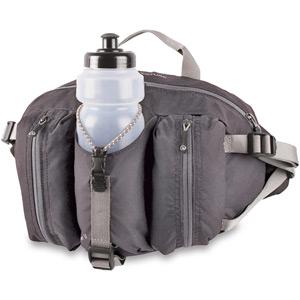 Lifeventure Hip Pack Active blk/grey