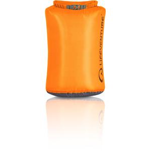 Lifeventure Ultralight Dry Bag - 15 Litres orange