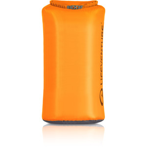 Lifeventure Ultralight Dry Bag - 75 Litres orange